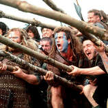 Braveheart (1995):  A good, overlong action movie, but not close to being the best film of 1995.  (Better:  APOLLO 13, BEFORE SUNRISE . . .)