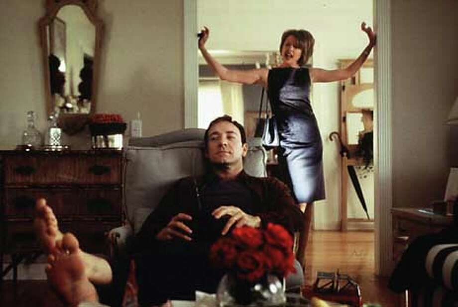 American Beauty (1999):  A not-bad film that won best picture. Photo: HO, Getty / X00561