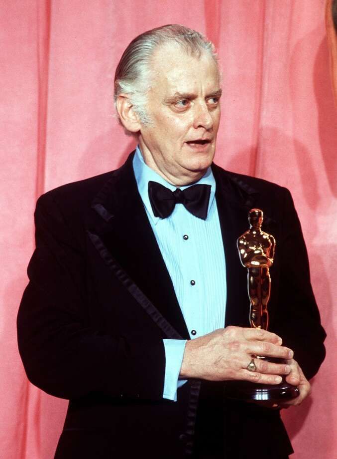 Art Carney in HARRY AND TONTO.  Really?  Not Pacino in GODFATHER PART II?  Not Nicholson in CHINATOWN? Photo: AP