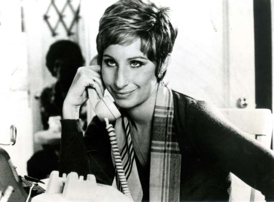 Barbra Streisand in FUNNY GIRL.  It hasn't dated well. Photo: Chronicle Photo Archive