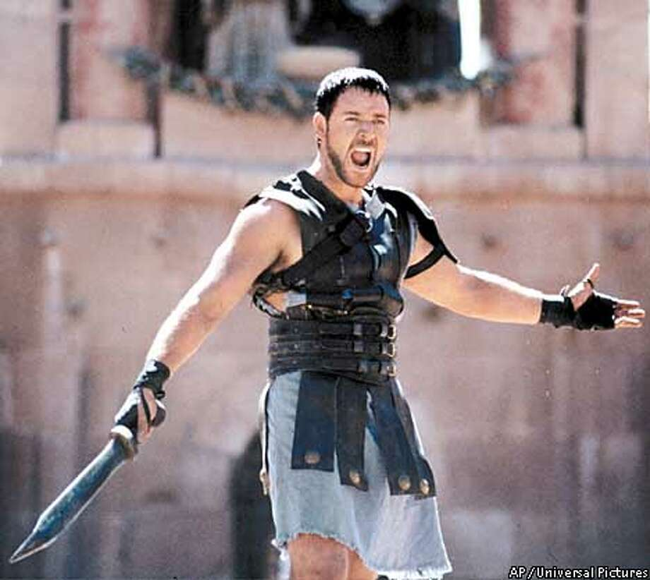 Gladiator (2000):  Good, not great.  TRAFFIC would have been better.
