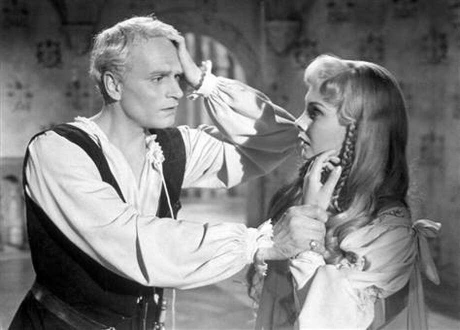 Hamlet (1948):  Olivier's worst Shakespeare adaptation.  (How about KEY LARGO?)