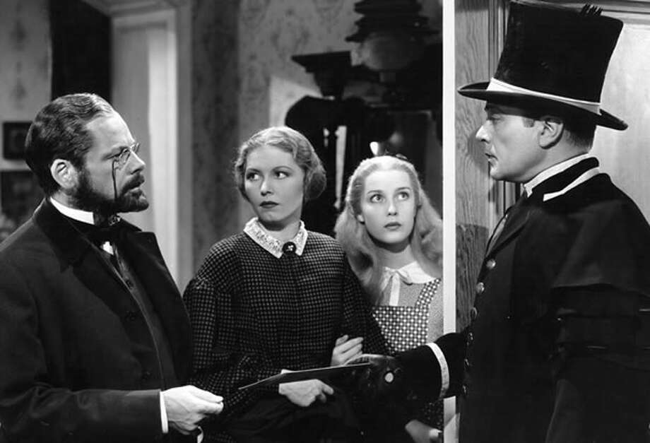 The Life of Emile Zola (1937):  Actually, I like this one, but it's another backward glance, another respectable turn that has little of the vitality of its time.