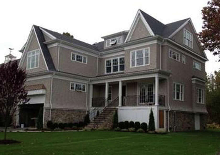 The property at 660 Rowland Road was recently sold for $1,775,000. Photo: Contributed Photo / Fairfield Citizen contributed