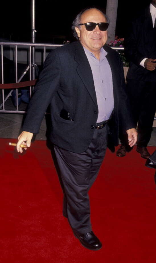 "Danny DeVito attends the world premiere of Mary Shelley's ""Frankenstein"" on November 1, 1994 at the Cineplex Odeon Cinema in Century City, California. (Photo by Ron Galella, Ltd./WireImage) Photo: Ron Galella, Ltd., WireImage / 1994 Ron Galella, Ltd."