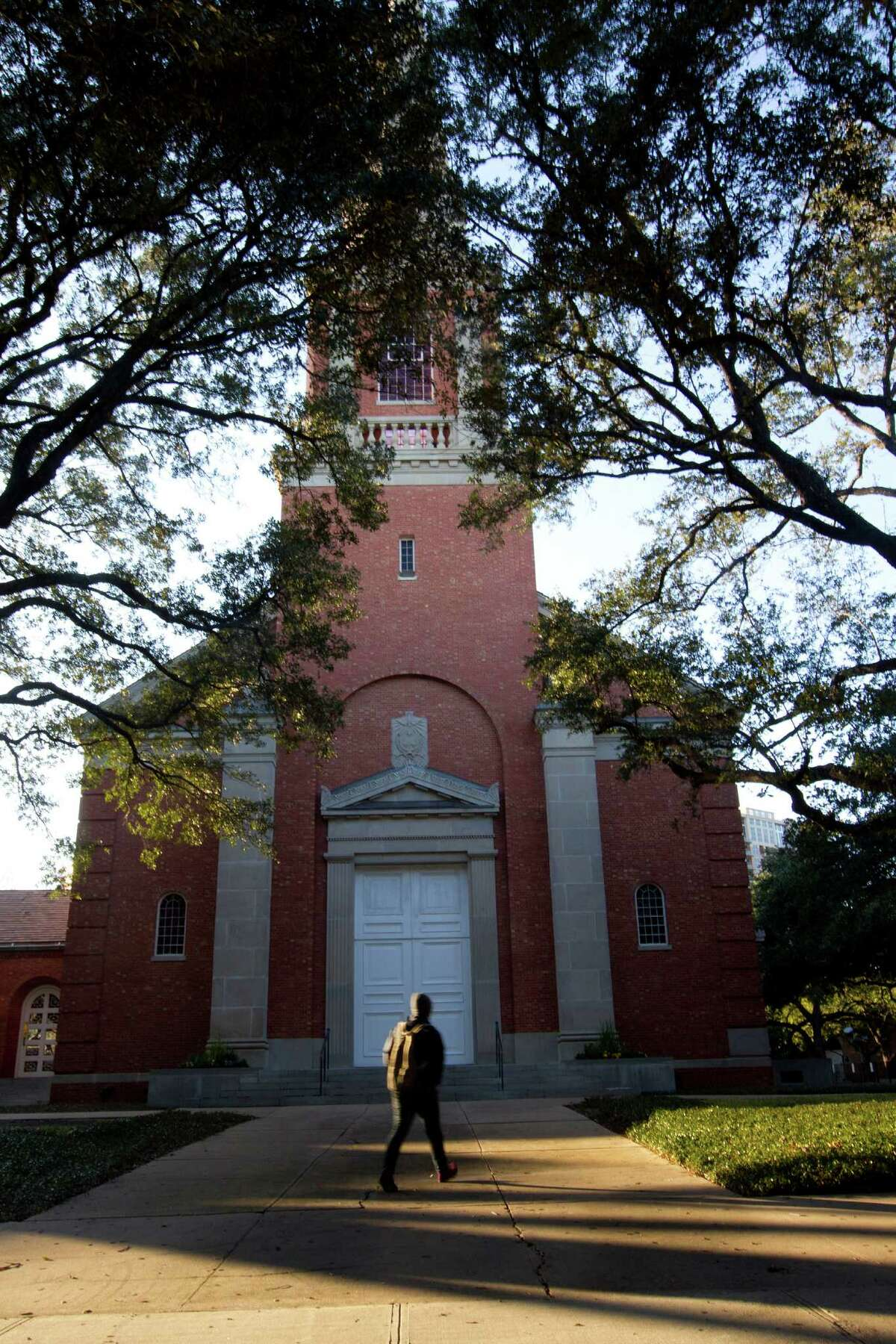 First Presbyterian Church, founded in 1839 as one of the oldest churches in the city, is preparing a vote on whether to split from the national, more liberal, body.