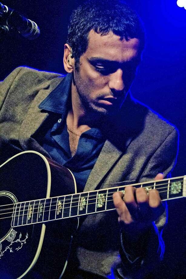 Israeli rock star Dudu Tassa is appearing at the 29th Annual Jewish Music Festival. Photo: Avi Nishnever