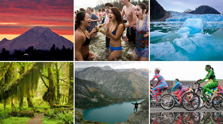 """Here's a Washingtonian's """"bucket list"""" -- a to-do before you're dead list. Ours is mostly based in Washington and ranges from lofty, ambitious things to climb to silly, touristy things that are easy (and fun) to accomplish."""