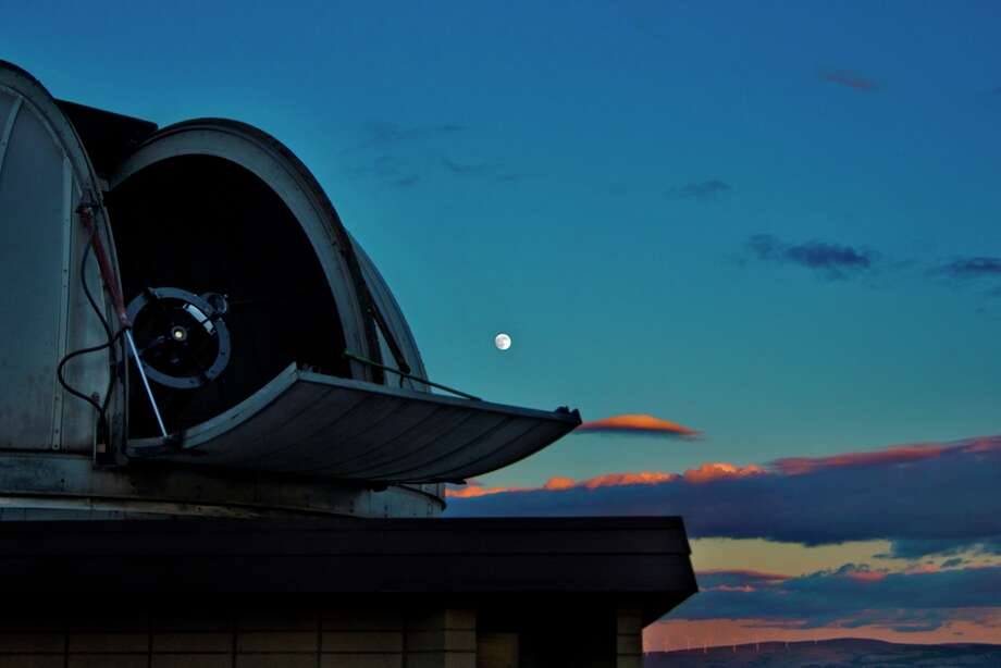 Stargaze at the Goldendale Observatory: Located in Central Washington, this state park is home to a pristine night sky and one of the nation's largest public telescopes. Wait for a meteorological event and go for a tour. Photo: Washington State Parks Site