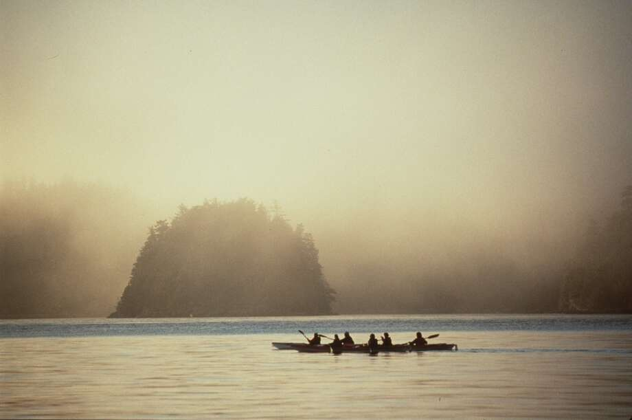 Or better yet, kayak the Inside Passage. Photo: NORTHERN LIGHTS EXPEDITIONS