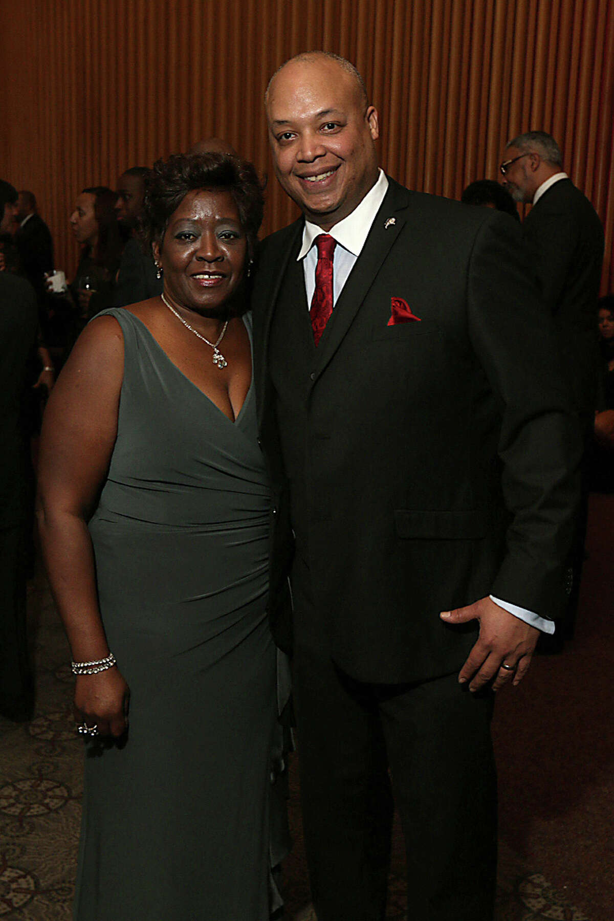 Were you Seen at the New York State Association of Black & Puerto Rican Legislators dinner gala at the Empire State Plaza Convention Center in Albany on Sunday, Feb. 16, 2014?