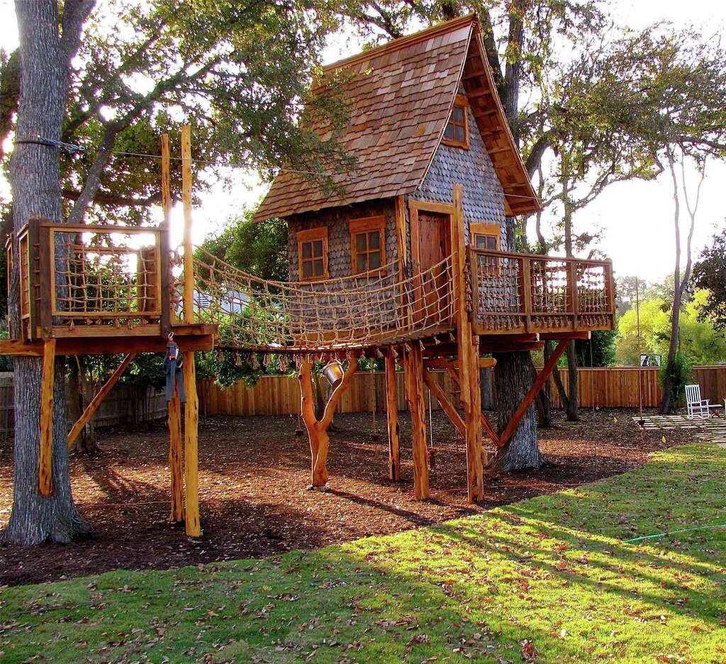 treehouse designs reach new heights san antonio express news