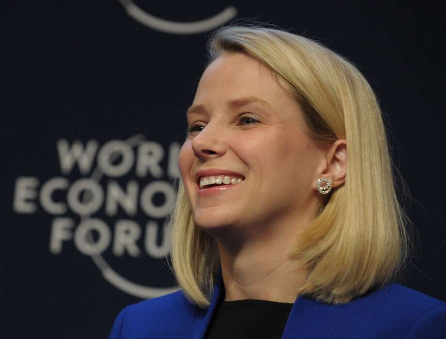 We had one reader suggest we include Yahoo CEO Marissa Mayer, who lives in Palo Alto.  (Photo credit should read ERIC PIERMONT/AFP/Getty Images) Photo: ERIC PIERMONT, AFP/Getty Images