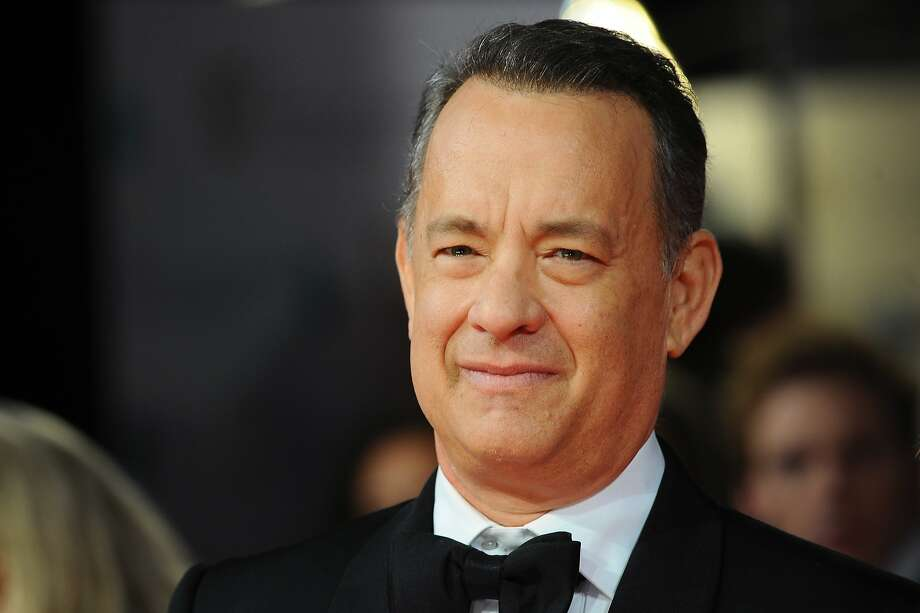 LONDON, ENGLAND - FEBRUARY 16:  Actor Tom Hanks attends the EE British Academy Film Awards 2014 at The Royal Opera House on February 16, 2014 in London, England.  (Photo by Anthony Harvey/Getty Images) Photo: Anthony Harvey, Getty Images