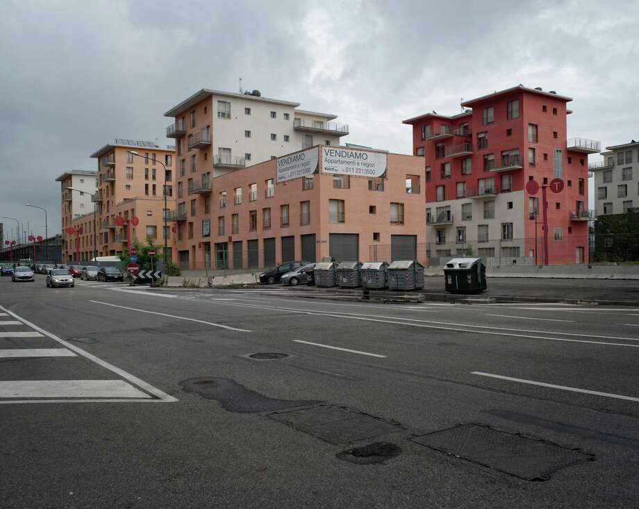 Torino 2006:The former Olympic Village looks a little sleepy today. Photo: Alessandro Albert, Getty Images / 2011 Alessandro Albert
