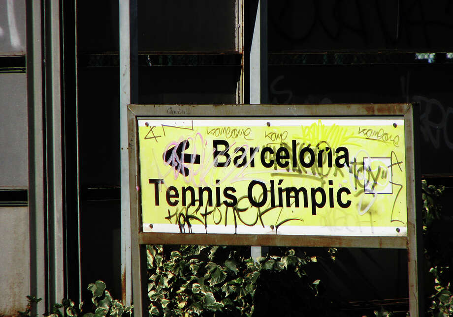 Barcelona 1992: A sign from the 1992 Barcelona Olympic Games. Photo: Lauren Manning, Flickr.com