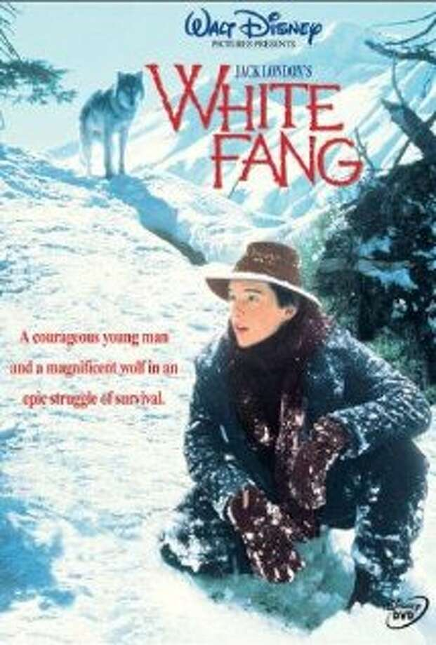 "Hawke in ""White Fang,"" 1991."
