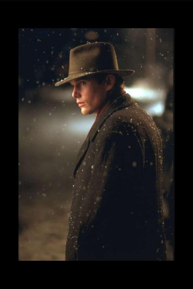 "Hawke in ""Snow Falling on Cedars,"" 2000. Photo: Universal Studios"
