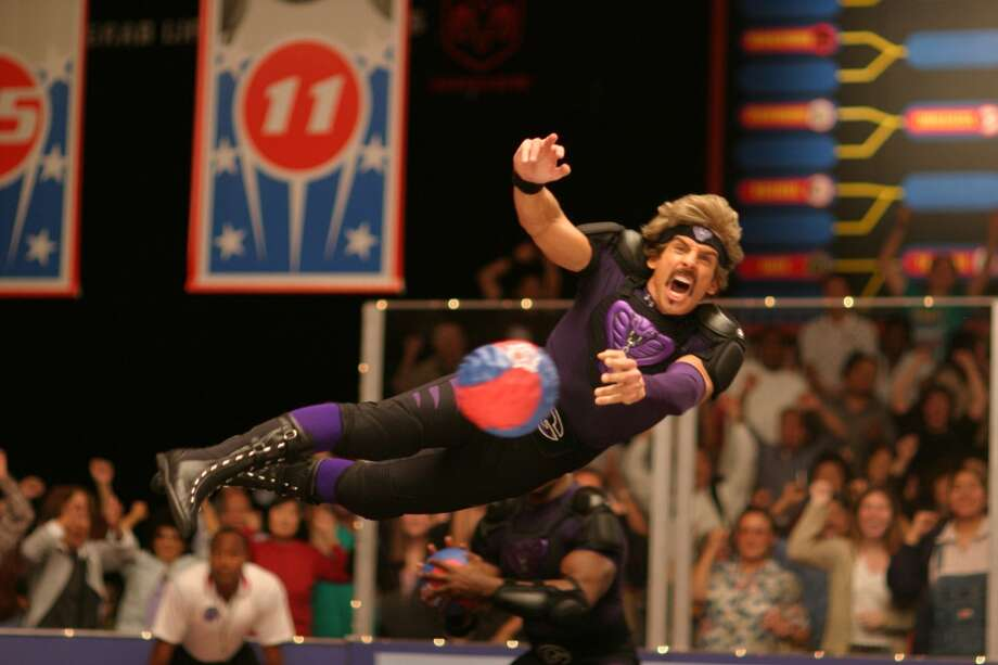 "Stiller in ""Dodgeball,"" 2004. Photo: Twentieth Century Fox"