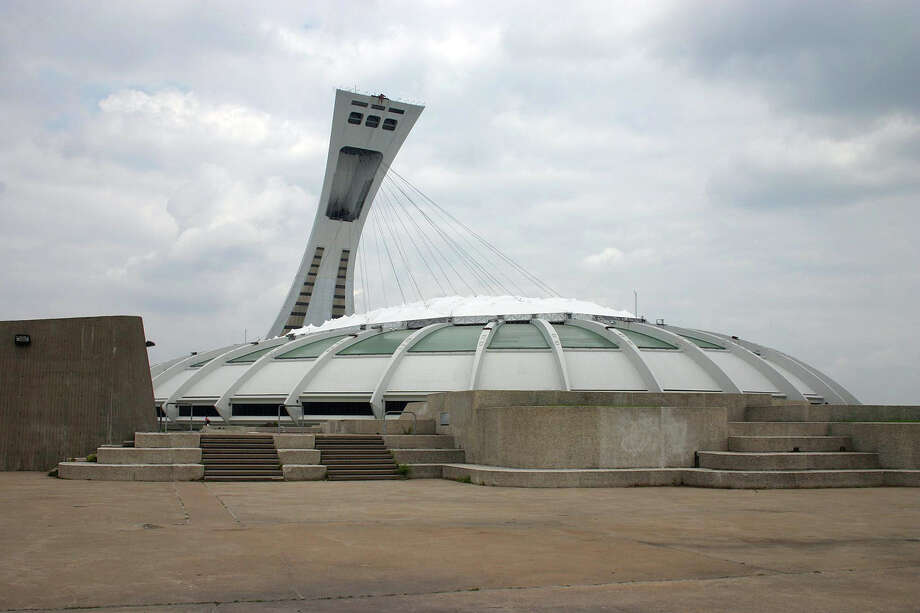 Montreal 1976: With even the Expos gone now, Montreal is left with this thing. Photo: Mark.hogan, Flickr.com