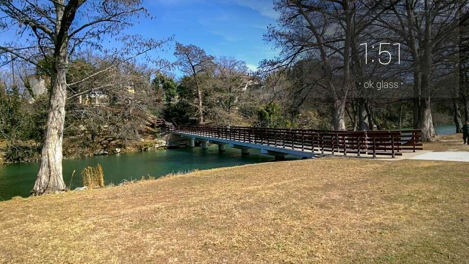 Bridge to Tranquility Island