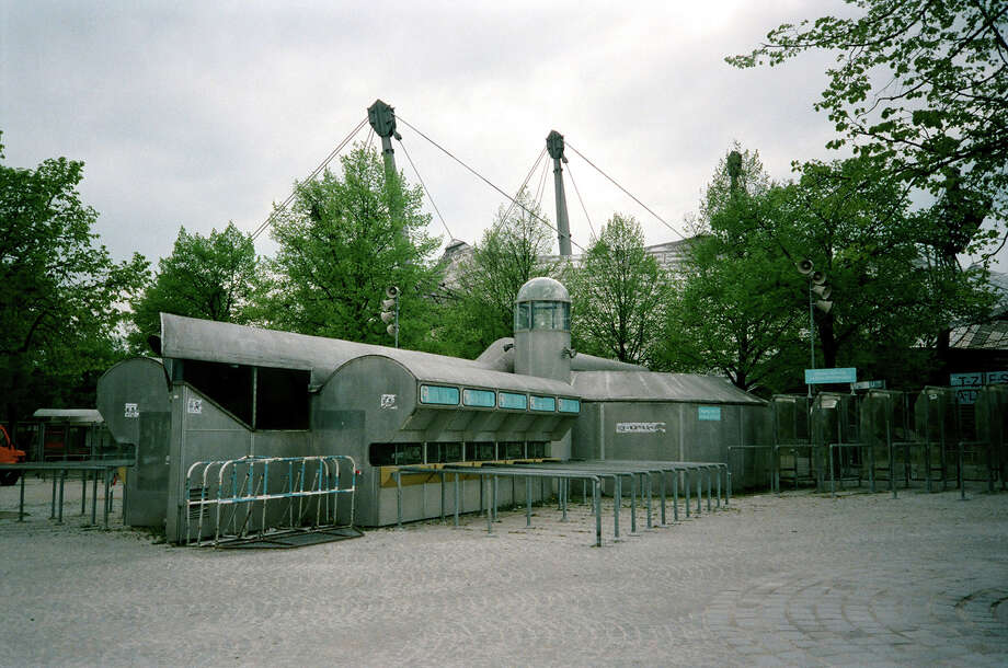 Munich 1972:The games will forever be known for an act of terrorism, but some of the remaining infrastructure looks to be forgotten. Photo: Shawn Calvert, Flickr.com