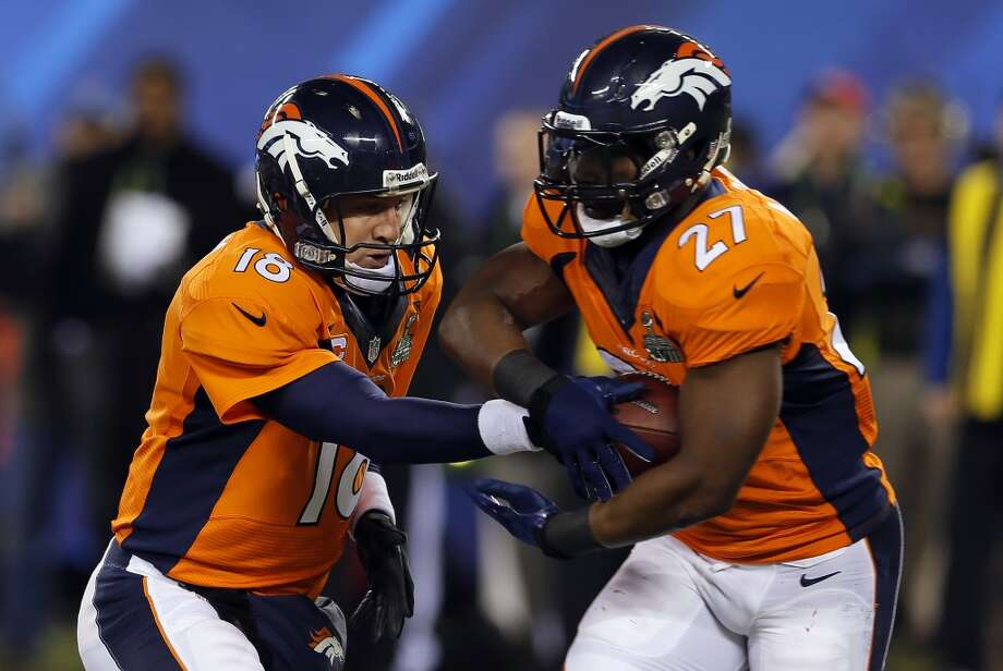 Knowshon Moreno  Age: 26  2013 team: Denver Broncos  2013 stats: 241 carries, 1038 yards and 10 TDs Photo: Kevin C. Cox, Getty Images