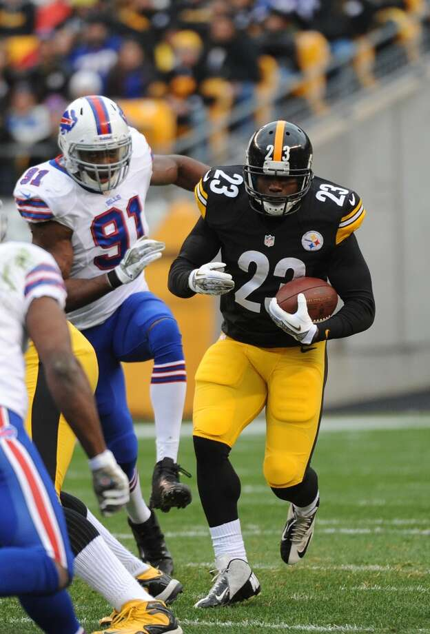 Felix Jones  Age: 26  2013 team: Pittsburgh Steelers  2013 stats: 48 carries, 184 yards and 0 TDs Photo: George Gojkovich, Getty Images