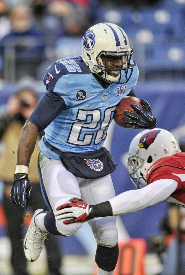 Leon Washington  Age: 31  2013 team: Tennessee Titans  2013 stats: 0 carries, 0 yards and 0 TDs Photo: Ronald C. Modra/Sports Imagery, Getty Images