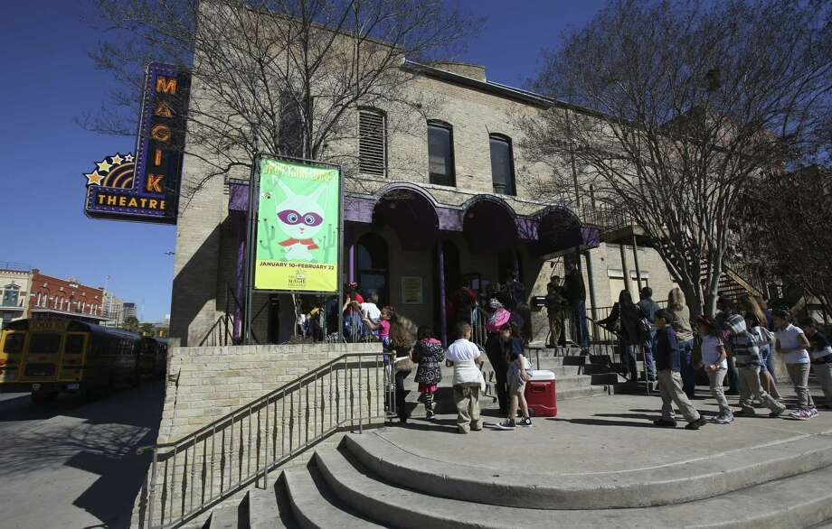 The Magik Theatre announced it's 2019-2020 season line-up Photo: Helen L. Montoya / San Antonio Express-News / ©2013 San Antonio Express-News