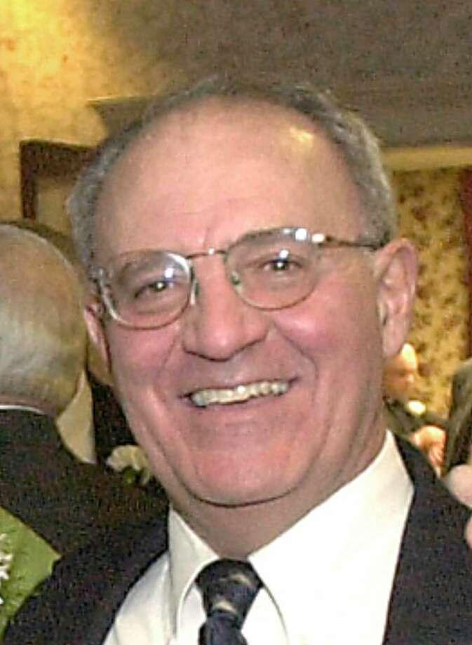 Carmine Limone as seen in a file photo Dec. 6th, 2004. Photo: File Photo / Stamford Advocate File Photo