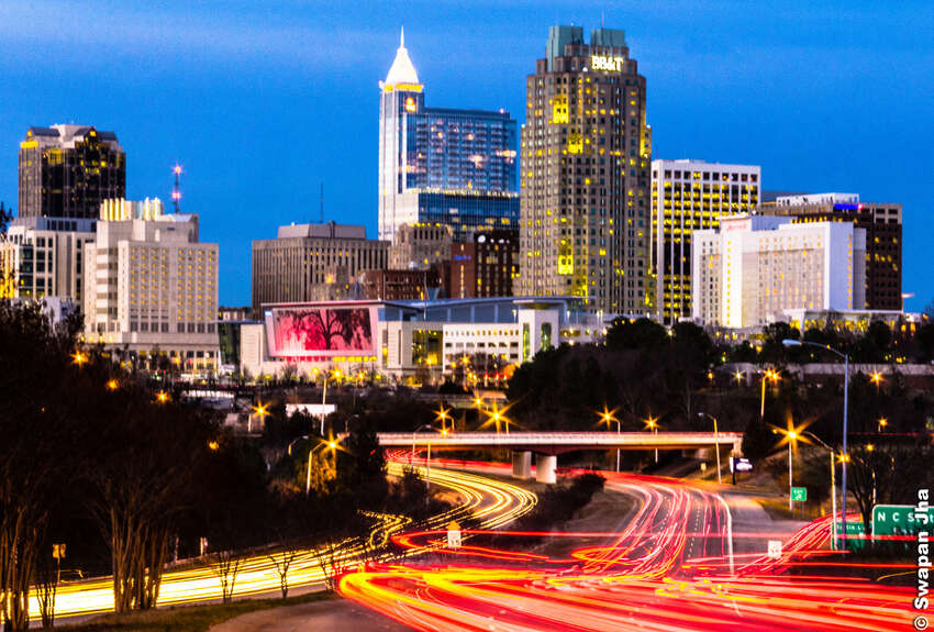 No. 10: Raleigh, NC - Increase In No. Of College Grads, 2007-12: 45,546Percentage Gain: 14.0%