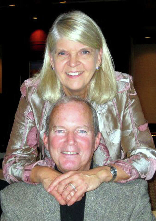 Christine and Philip Lodewick of Ridgefield, Conn. will be honored with The Hord Foundation Humanitarian Award March 1 at the foundation's annual gala. Photo: Contributed Photo / The News-Times Contributed