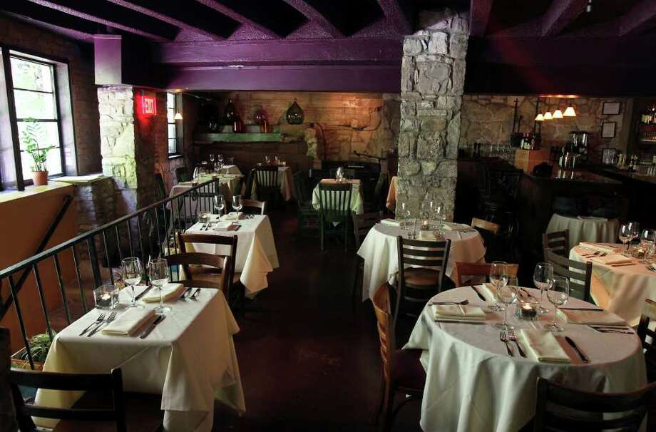 This locally owned restaurant was featured on The Travel Channel - the River Walk restaurant showcases Southern European cuisine with a predominately Mediterranean focus.  Photo: TOM REEL, Tom Reel/Staff / © 2011 San Antonio Express-News