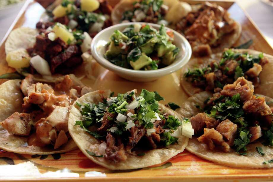 This contemporary Mexican Cuisine restaurant was featured on the Travel Channel's Crave in 2011.  Photo: HELEN L. MONTOYA, SAN ANTONIO EXPRESS-NEWS / hmontoya@express-news.net