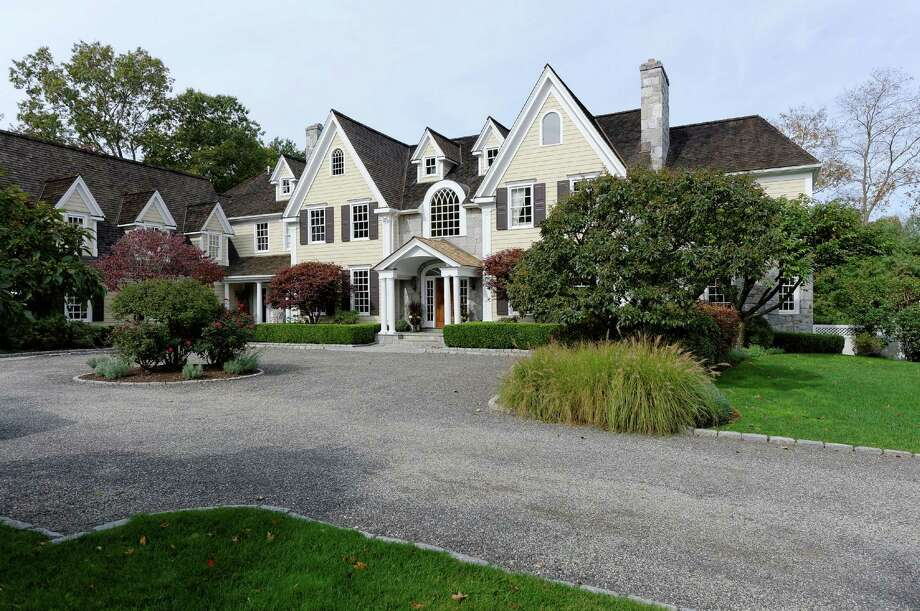 The house at 1 Hills End Lane, Weston, is on the market for $2,495,000. Photo: Contributed Photo / Westport News contributed