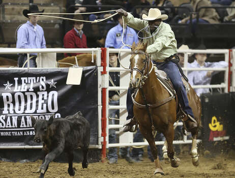 Top cowboy still enjoys the rodeo