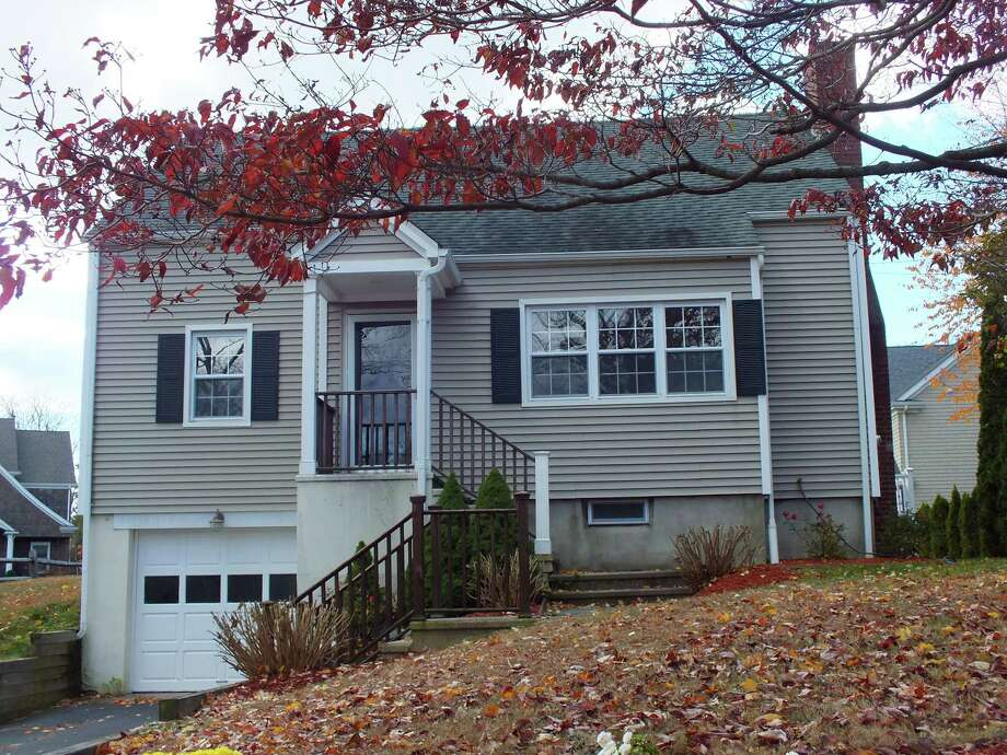 The house at 107 Pansy Road is on the market for $549,000. Photo: Contributed Photo / Fairfield Citizen contributed