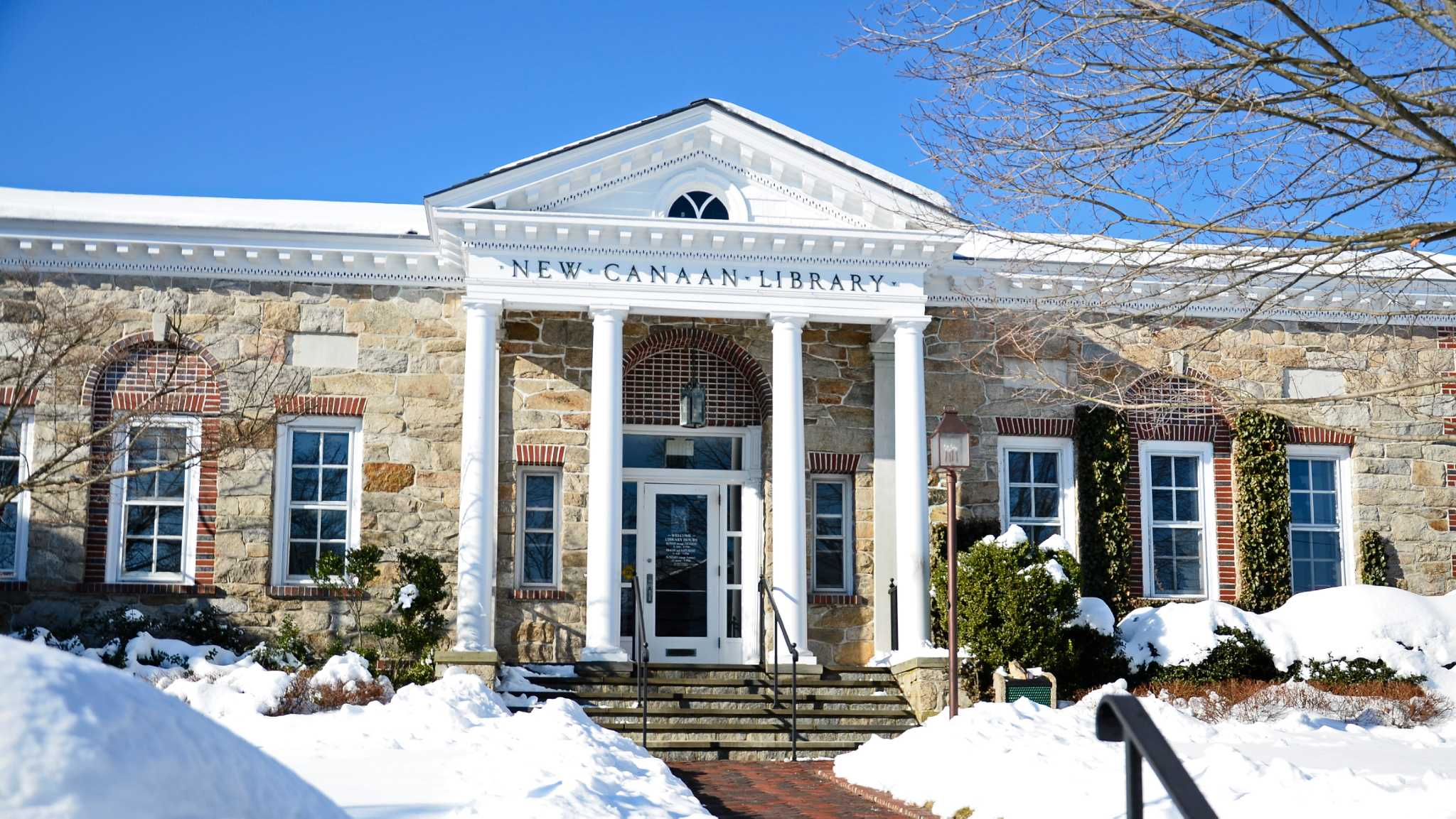 New Canaan Library Eyeing New Building New Canaan News