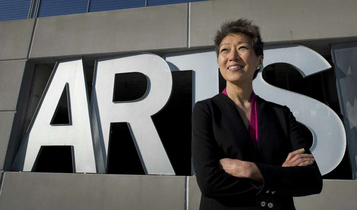 National Endowment for the Arts Chair Jane Chu says the arts are a formidable economic presence.