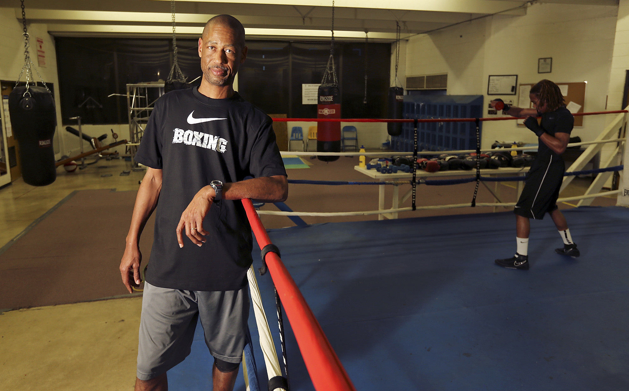 Mays leads east side boxing revival san antonio express news