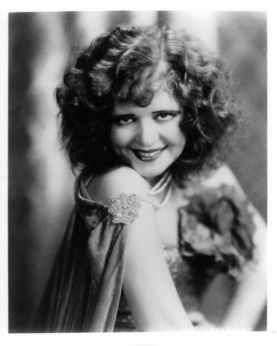 Clara Bow. (Photo by Michael Ochs Archive/Getty Images) Photo: Michael Ochs Archives, Getty Images / 2011 Getty Images
