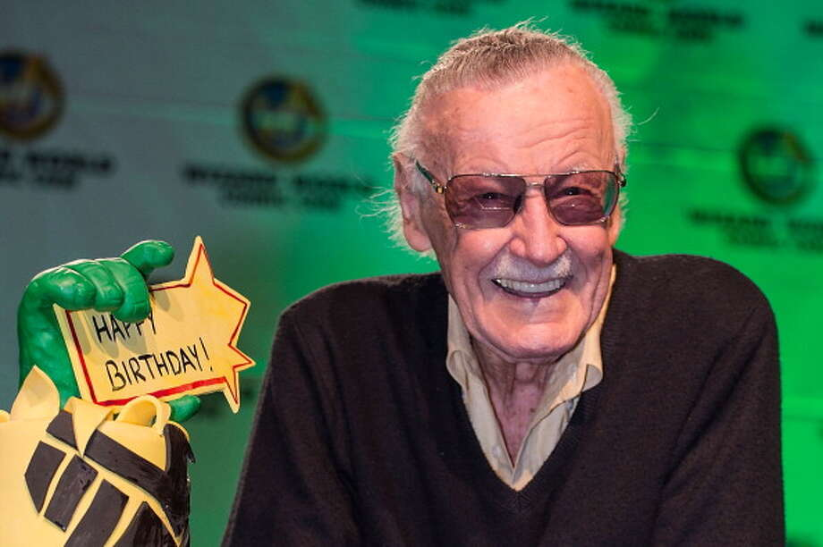 Comic book writer Stan Lee will be at Comicpalooza 2014 in Houston. Keep clicking for photos from last year's show. Photo: Rick Kern, Getty Images / 2013 Rick Kern