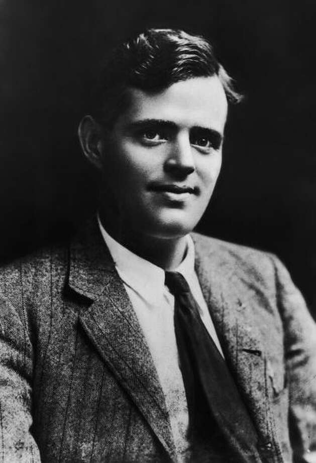 American author Jack London (1876 - 1916), circa 1898. (Photo by Archive Photos/Getty Images) Photo: Archive Photos, Getty Images / 2007 Getty Images