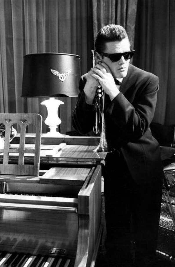 1953:  Photo of Chet BAKER  (Photo by Bob Willoughby/Redferns) Photo: Bob Willoughby, Redferns / Premium Archive