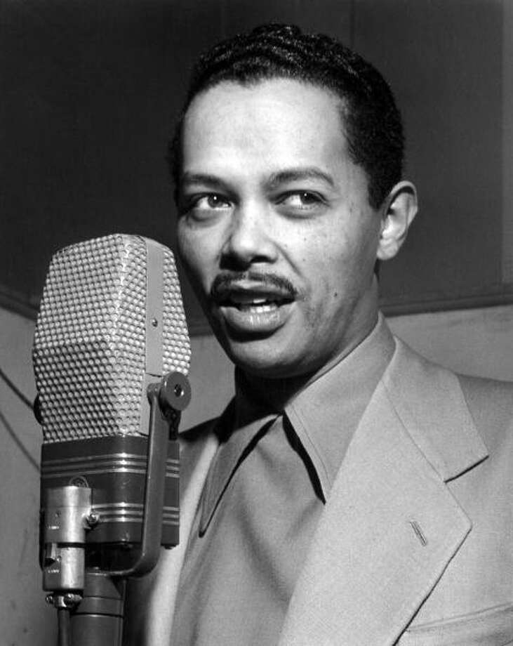 Billy Eckstine. Photo: William Gottlieb, Redferns / Redferns