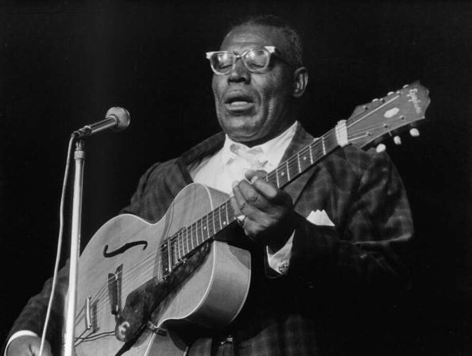 Howlin' WOLF  (Photo by Jan Persson/Redferns) Photo: Jan Persson, Redferns / Redferns