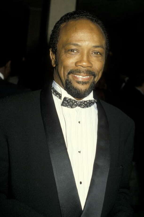 Quincy Jones attends 43rd Annual Golden Globe Awards on January 24, 1986 at the Beverly Hilton Hotel in Beverly Hills, California. (Photo by Ron Galella, Ltd./WireImage) Photo: Ron Galella, WireImage / 1986 Ron Galella