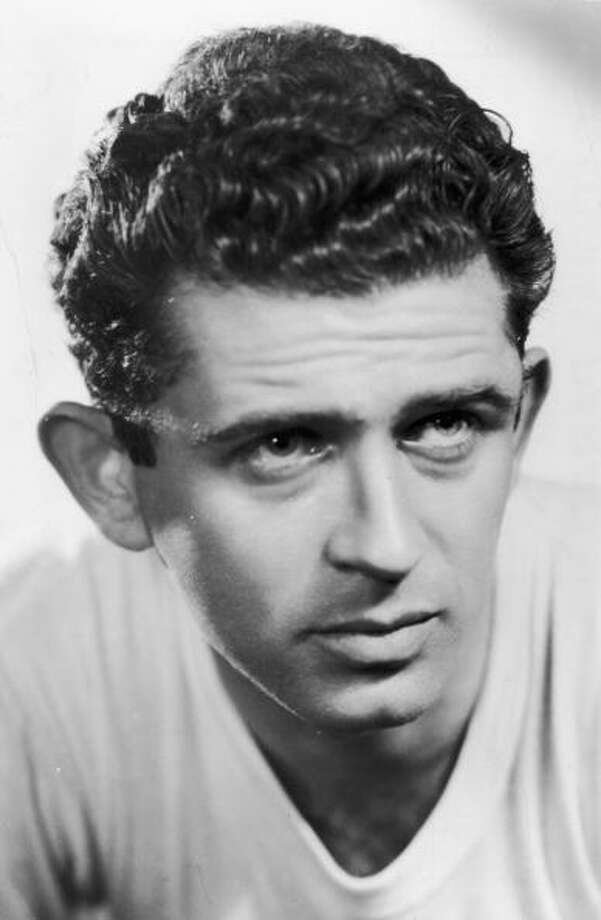 1955:  A headshot of author Norman Mailer.  (Photo by Hulton Archive/Getty Images) Photo: Hulton Archive, Getty Images / Archive Photos