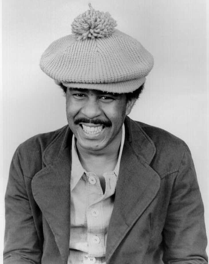 Richard Pryor, comedian. Photo: Michael Ochs Archives / Michael Ochs Archives